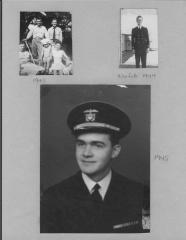 Fred 1944-45 photos