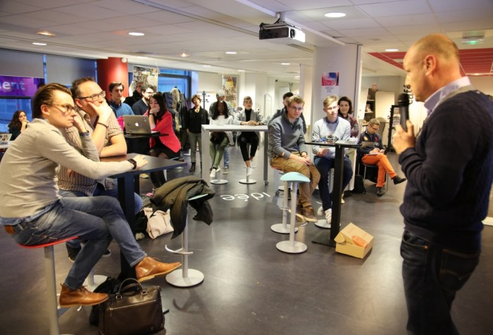 Second edition of SKEMA Ventures' Startup Kafé held at SKEMA's Sophia Antipolis, Lille and Paris campuses.