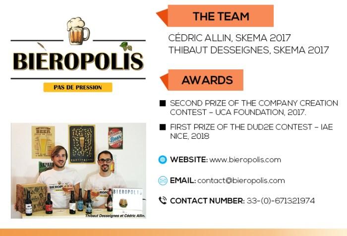 Bieropolis: Company information