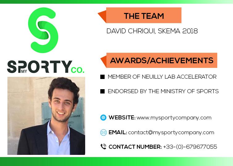 My Sporty Company: Company profile