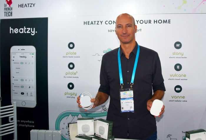 Nicolas Bonsignore Success Story-Heatzy