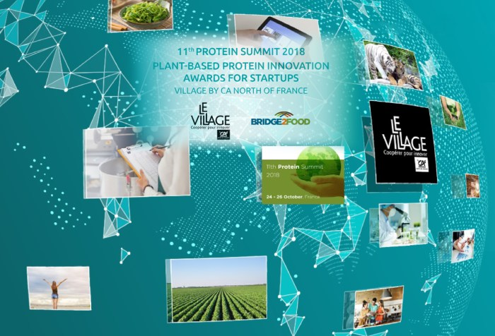 Best Plant-Based Protein Startups Awards 2018