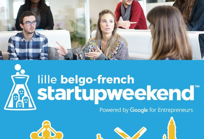 Startup Weekend Belgo-French