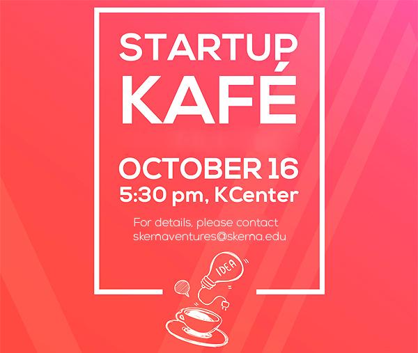 Startup Kafe 2018-SKEMA Ventures