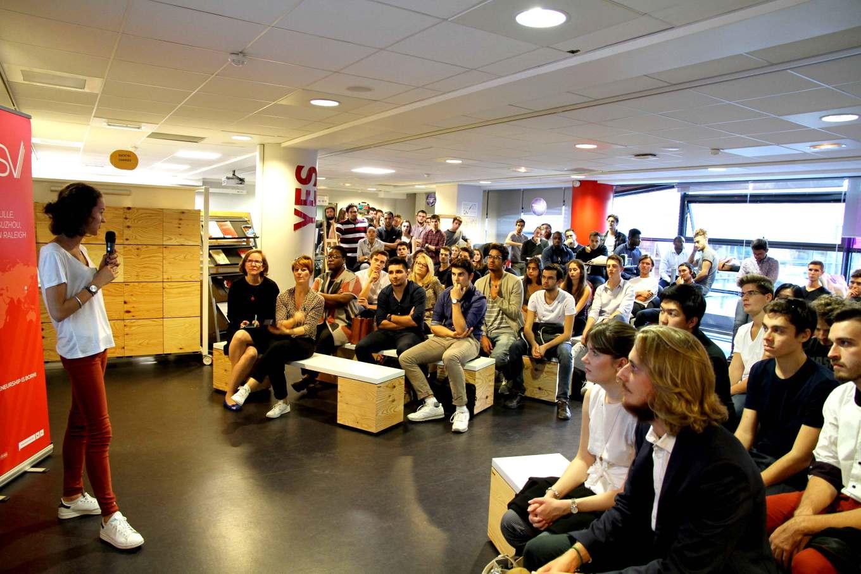 SKEMA Ventures Startup Kafe 2018