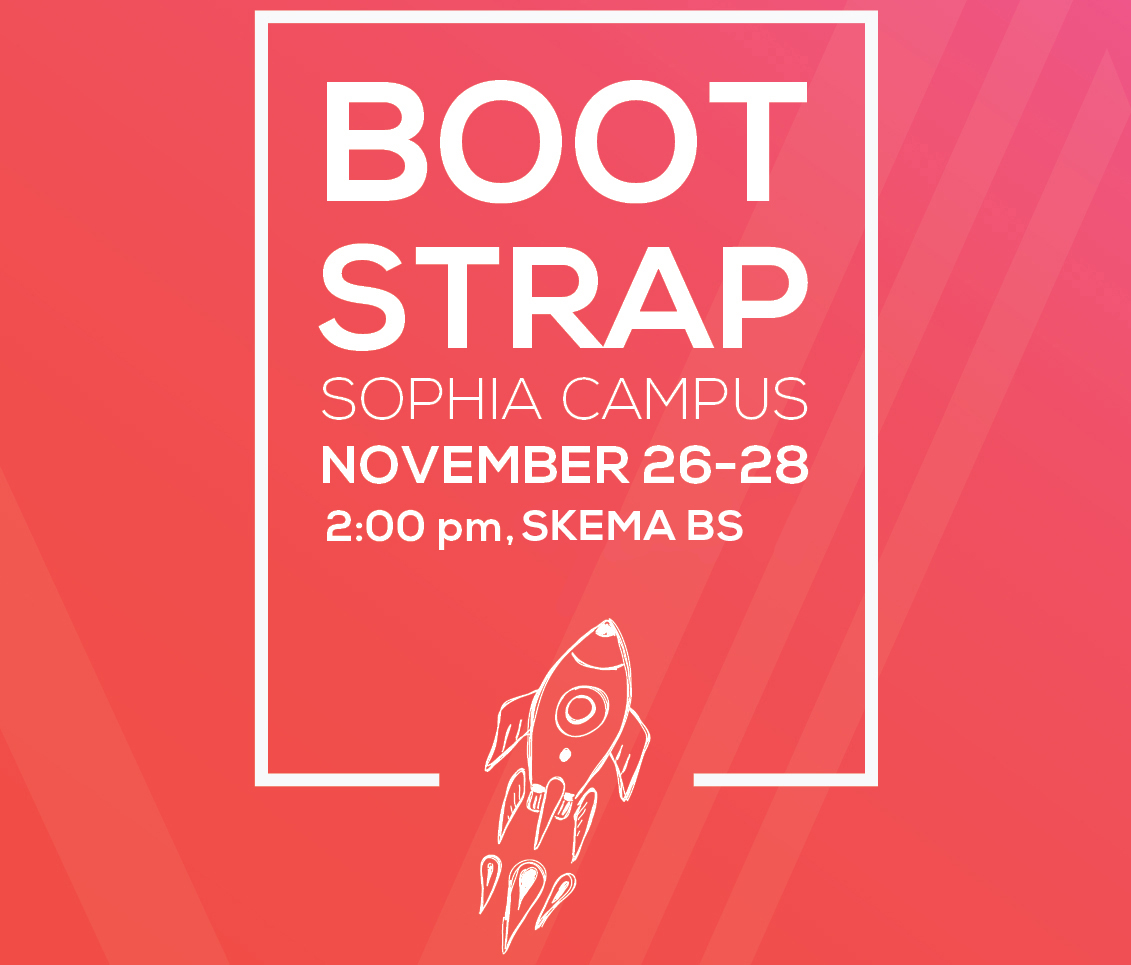 BOOTSTRAP-Fall 2018-SKEMA Ventures