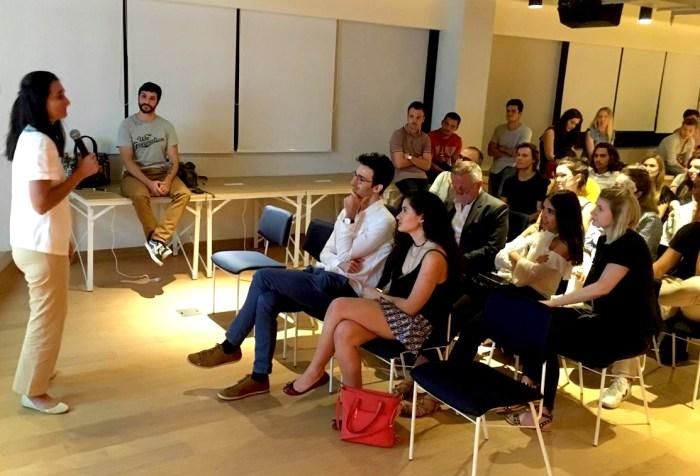 SKEMA Ventures Startup Kafe 2019 at Belo Horizonte