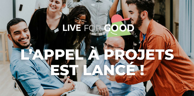Entrepreneur for Good by Live for Good