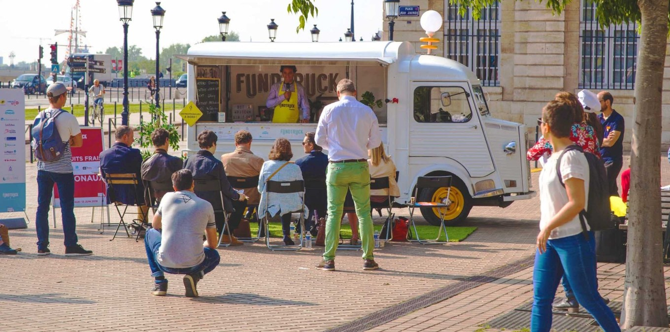 The Fundtruck contest - Sowefund