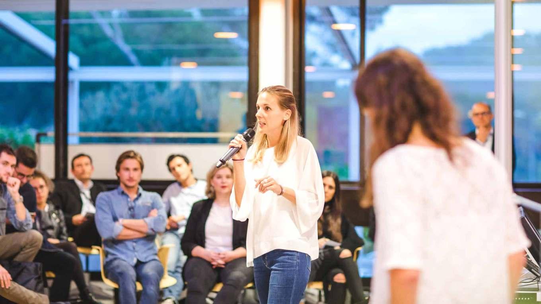 SKEMA Ventures Startup Kafe-Fall 2019