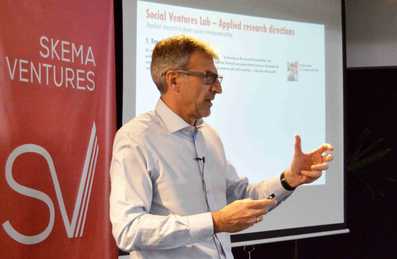 SKEMA Social Ventures Lab launch