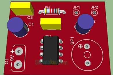 Amplifier-386-3d