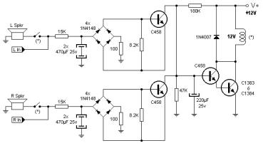 rangkaian-speaker-protektor-stereo-4-transistor