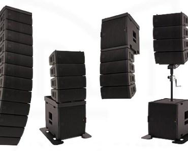 sound system gantung