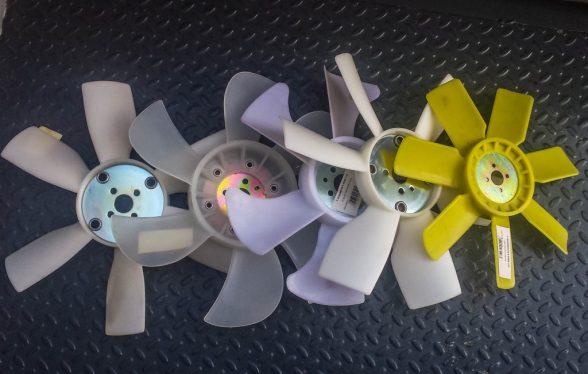 forklift-spare-parts-fan-blades
