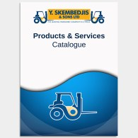 Forklift Product Catalogue 2017