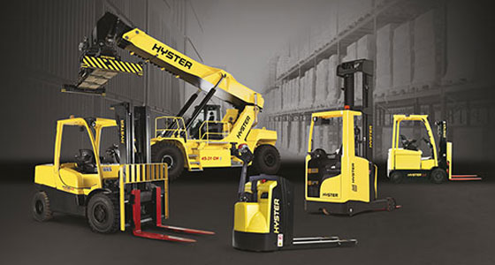Forklifts Cyprus