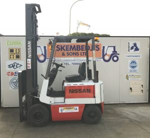 NISSAN-used-electric-forklift-cyprus-FP01E004502-side