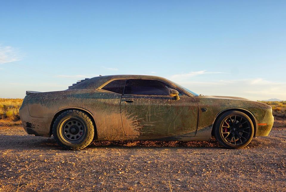 Rallycat Dodge Challenger Hellcat  Skepple Inc