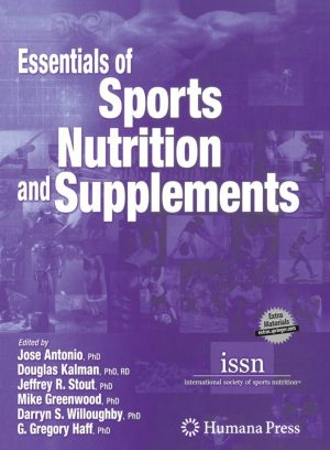 Essential of Sport Nutrition and Supplements