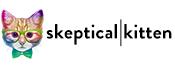 Skeptical Kitten Logo