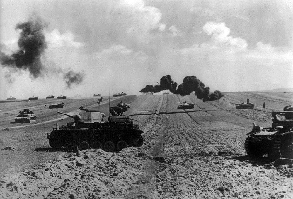 Today in History: 4 July 1943: Battle of Kursk: Largest Tank Battle in History & Turning Point of Eastern Front