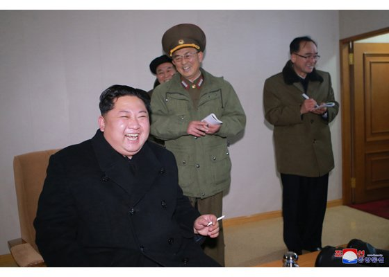 North Korean Media: Americans Suffer from Nuclear-phobia, think everything's a bomb