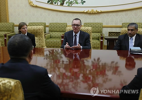 N. Korea agrees to communicate regularly with U.N. at various levels