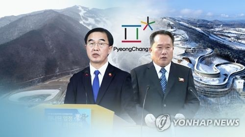 Two Koreas kick off high-level talks on Winter Olympics, ties