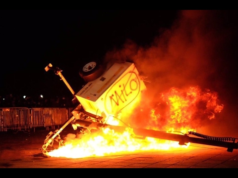 Milo's Berkeley Event: Lawsuit Filed Against Berkeley & Violent Mob of Anarchists