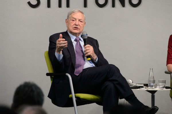 Armenian MP says George Soros behind unrest in Armenia