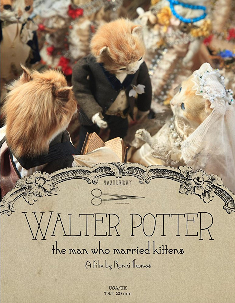 Walter Potter: The Man Who Married Kittens: Documentary Short