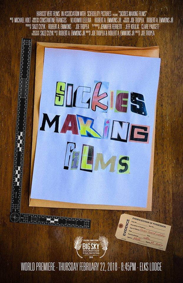 Sickies Making Films: New Documentary Explores Reasoning Behind Censorship & Movies