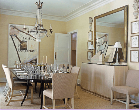 Rugs In A Dining Room Yes Or No Nicole Cohen