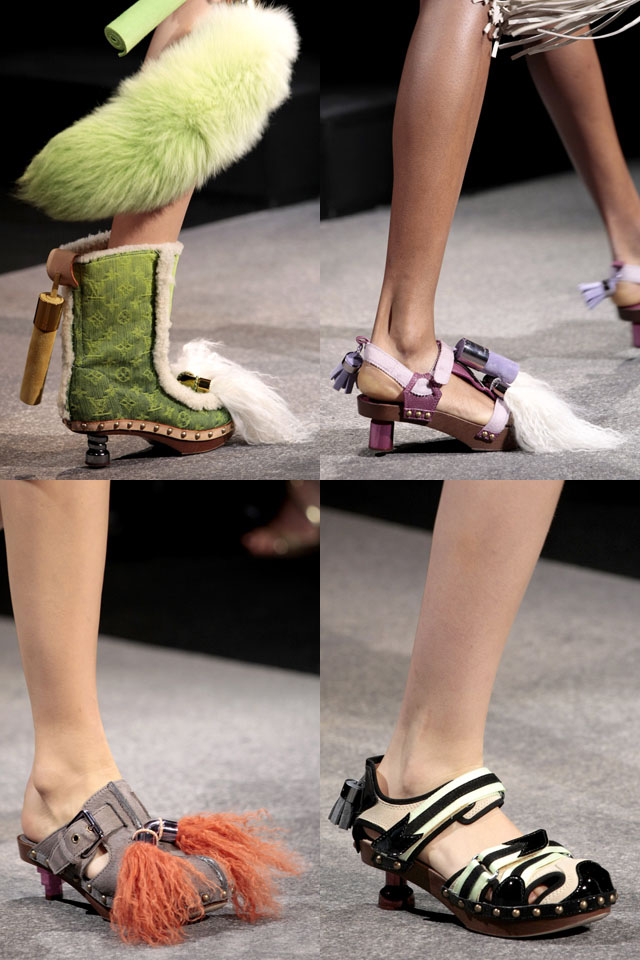 The Ugliest Shoes Ever Made Nicole Cohen