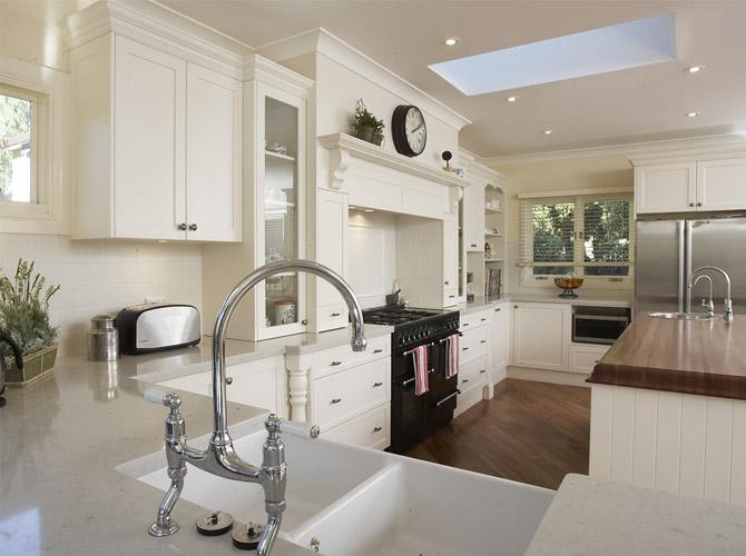 Modern-french-kitchen-design : NICOLE COHEN