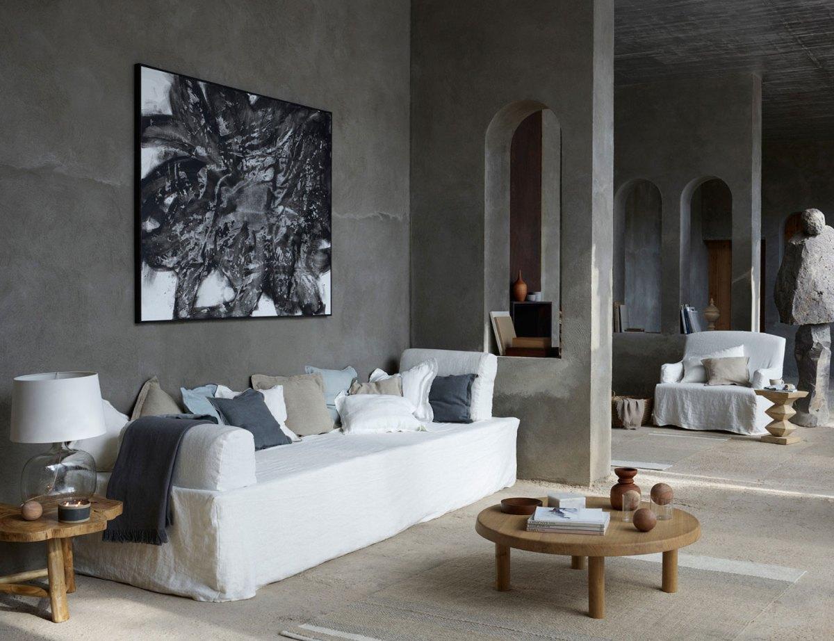 Zara Home S Linen Campaign Is Killing It Nicole Cohen