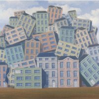 Magritte and Surrealist Architecture