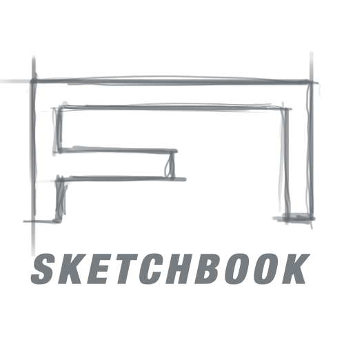 Florian Mack Sketchbook Logo