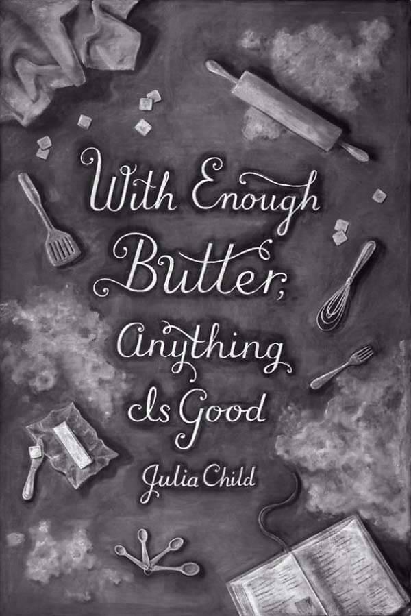 Dangerdust Julia Childs