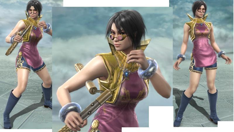 Women Of Marvel Custom Soul Calibur Characters Featuring