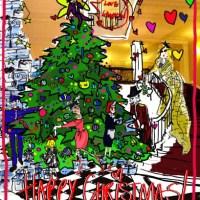 Happy Christmas: The Lanvin Tree