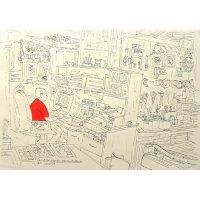 89 Sketchbooks: A Brian Zampier
