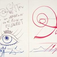 Salvador Dali's Doodles