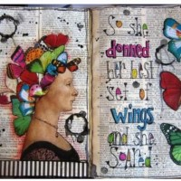 Art Journal: 'Flying Oddities'
