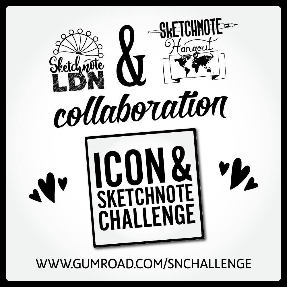 March 2017 #SNchallenge « Sketchnote Hangout