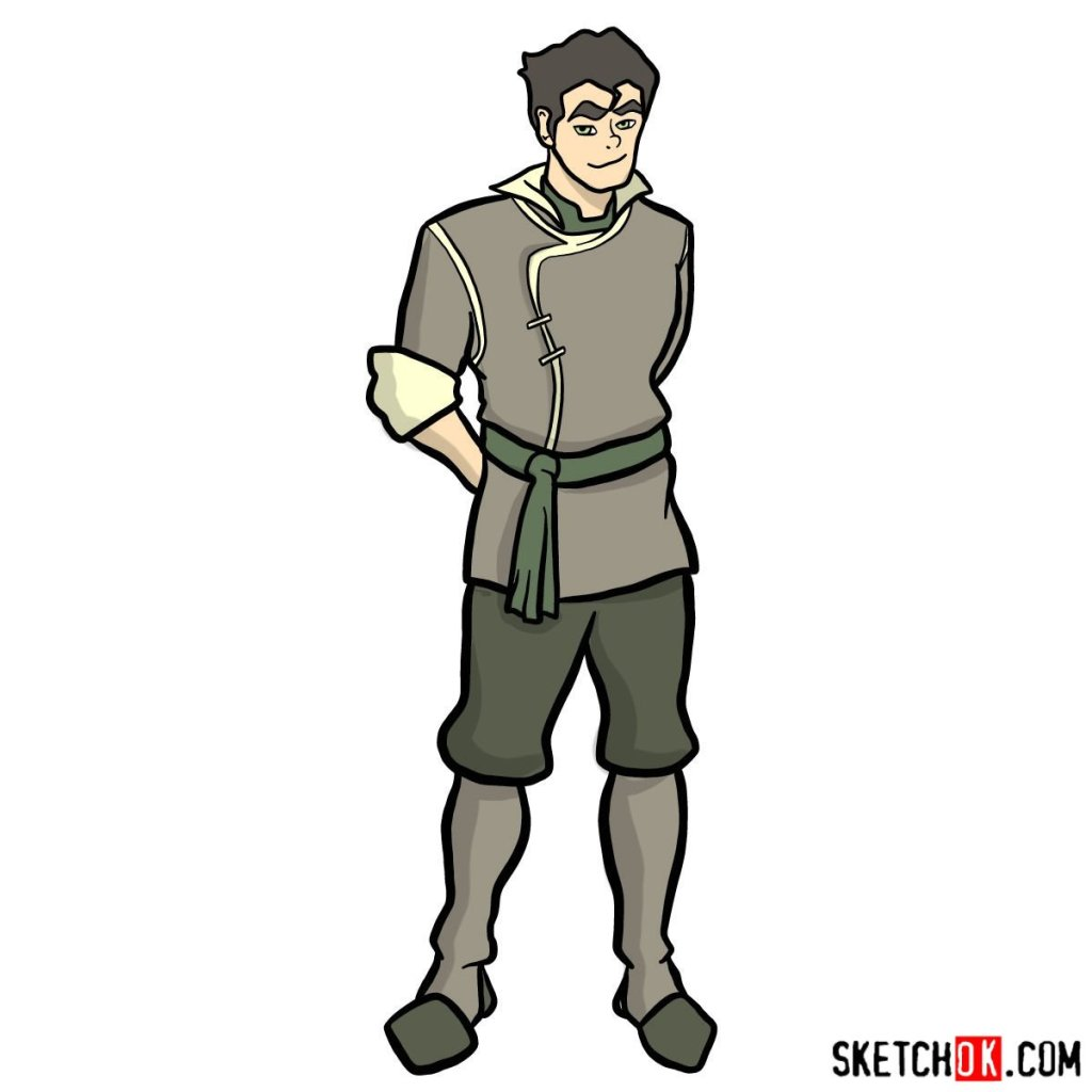How to draw Bolin