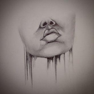 Lips, a study