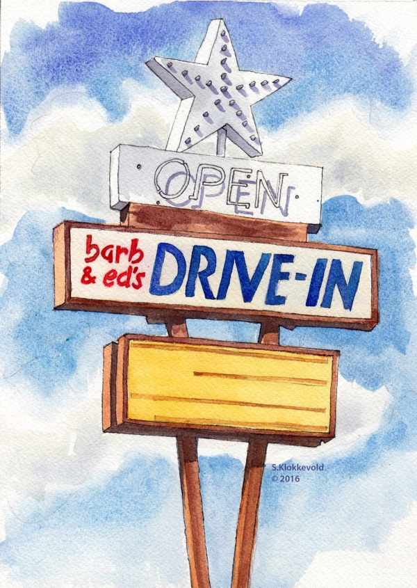 Barb-n-Ed's Drive-in