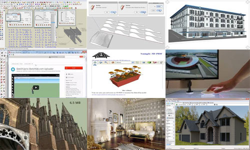 Top 10 sketchup plugins for sketchup artists